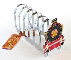 Hogwarts Express Toast Rack | Accio, cooking skills! If your dinner table is looking more like Azkaban and less like the Great Hall, we've rounded up 17 of the most spell-binding H...