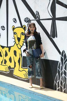 No fantasia, yes vida real    por Juliana Ali | Juliana e a moda       - http://modatrade.com.br/no-fantasia-yes-vida-real