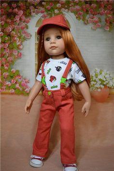 Костюм на куколок Готц 50см и аналогичных по размеру. / Одежда для кукол / Шопик. Продать купить куклу / Бэйбики. Куклы фото. Одежда для кукол