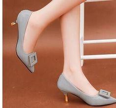 Autumn Fashion Pumps Female Elegant Patent Leather