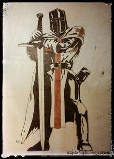 Majsterklepka - Zrób to sam: 157. Templariusz