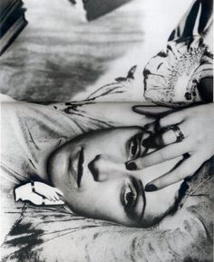 Portrait of Dora Maar – Man Ray – 1936