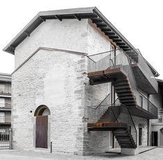Gallery of Monastery of San Giuliano Restoration / CN10 architetti - 1
