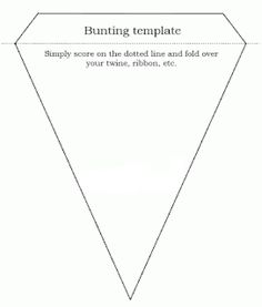 Nursery Bunting Template Bridal Jewelry - The Icing On The Cake Article Body: You have your dress, y Make Bunting, Burlap Bunting, Fabric Bunting, Bunting Garland, Bunting Ideas, Buntings, Garlands, Diy Party Bunting, Knitted Bunting