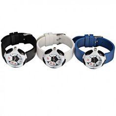 Reloj balón fútbol. Detalle comunión. Estos relojes son detalles perfectos para regalar en las comuniones.
