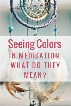 Seeing Colors In Meditation, What Do They Mean? | Lights In Meditation Yoga Meditation, Buddhist Meditation Techniques, Meditation Scripts, Spiritual Meditation, Crystals For Meditation, Meditation Space, Meditation Practices, Meditation Images, Meditation For Beginners