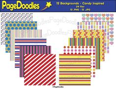 PageDoodles.com_Backgrounds_Candy