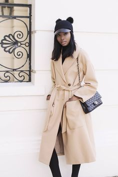 "ecstasymodels: ""The Perfect Camel Coat Keep reading """