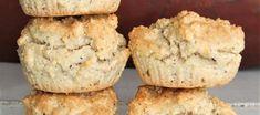 Nötiga LCHF bullar! | LCHF-arkivet No Bake Cookies, Lchf, Buns, Muffin, Breakfast, Food, Morning Coffee, Rolls, Chongos
