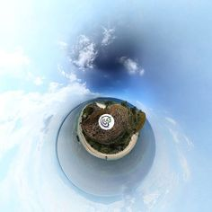 Virtual Reality 360, Little Planet, Manado, Planets, Island, Landscape, Awesome, Beach, Check