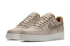 "Nike Air Force 1 Low ""Beige Safari"" - EU Kicks Sneaker Magazine"