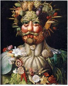 Shop Giuseppe Arcimboldo Vertumnus Vegetable-Man Poster created by nuclearswan. Giuseppe Arcimboldo, Learning Italian, Custom Posters, Occult, Art Education, Custom Framing, Art For Kids, Art Projects, Artsy
