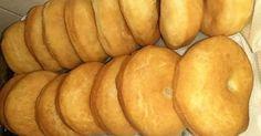 Doughnut, Potatoes, Bread, Vegetables, Pasta, Recipes, Food, No Flour Cookies, Ham Rolls