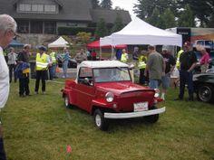 Annual Car Show - King Midget car - Highlands, NC