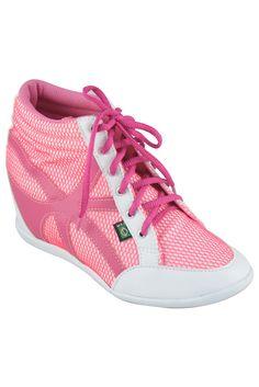MAZ Brasil Sneaker SKZCTL013 Sneaker Wedges Pink http://ho.lazada.com.my/SH6dGi