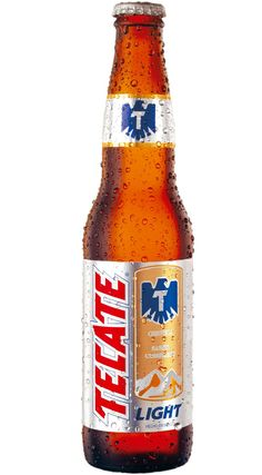 Tecate Beer from Mexico