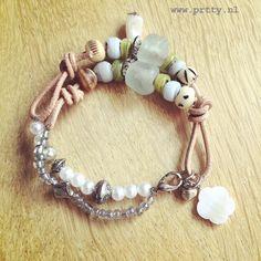 Een persoonlijke favoriet uit mijn Etsy shop https://www.etsy.com/nl/listing/233510890/bracelet-armband-springtime-again