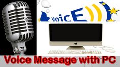 How to Send Voice Message  in Facebook Using PC-New -Sending Voice Message in Fb Messenger Computer https://youtu.be/DdvPHfnfyHQ