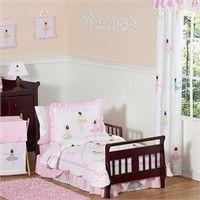 Theme Bedrooms: Ballerina Theme Bedroom