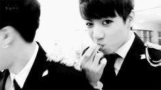 Bangtan Boys ❤ Jimin & Jungkook (kook)   tumblr
