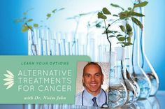 Alternative Cancer Treatments with Dr Nisim John – Podcast.