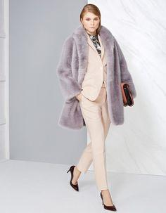 Style rétro-chic 'Sixties revival' par The Brunette - Elle