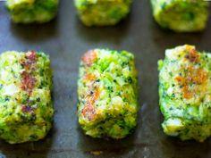 Croquetes de brócolos