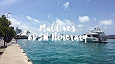 Budget Travel: Maldives 6D5N Itinerary
