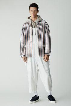 Japan Men Fashion, Mens Fashion, Colourful Outfits, White Outfits, Men's Style, Homestead, Normcore, Store, Colors