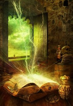 And that's how it feels to open a book...Juliana Kolesova: Illustrator, Digital Photograher, Photo-Manipulation, Photoshop