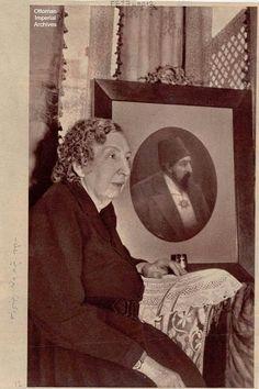 Sultan II. Abdülhamid'in kızı Ayşe Sultan
