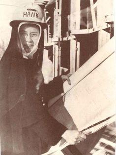 Mother Catherine Henry, RSCJ.
