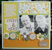 A Project by Laura Vegas from our Scrapbooking Gallery originally submitted 08/16/10 at 11:08 AM