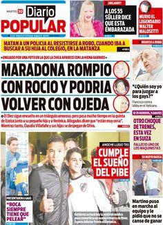 Todas las noticias en diario popular http www for Noticias actuales del mundo del espectaculo