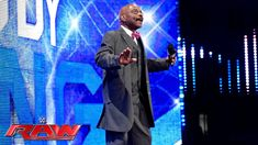 Teddy Long makes a surprise return to WWE: Raw, June 6, 2016