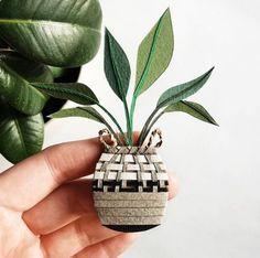 Paper Plants by Lissova Craft