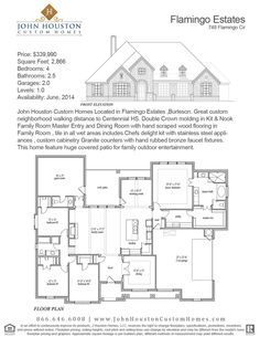 John houston custom homes homes pinterest for Custom home plans houston