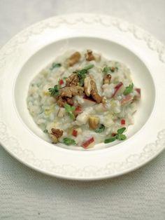 Apple & Walnut Risotto   Rice Recipes   Jamie Oliver Recipes