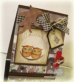 unity stamp company. kit used - lollipop tree you and me- card created by amber hight