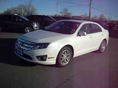 2012 FORD Fusion SEL #09349A at Hollis Ford in Truro, NS