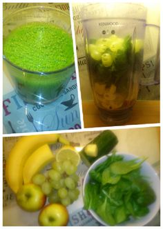 Power Booster - Green Smoothie