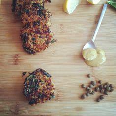 Kale and Quinoa Cakes Recipe on Yummly. @yummly #recipe