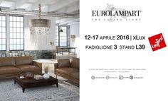 Salone Internazionale del Mobile  Milano 12/17 Aprile 2016  Padiglione 3 xLux Stand L39 Vi aspettiamo..... Waiting you..... www.eurolampart.it #eurolampart #salonedelmobile #isaloni2016 #interiordesign #lighting #luxurylighting #luxurylife #prestigelighting #chandelier #luxurychandelier #prestigechandelier #homecollection #furniture #luxuryfurniture #babyroom #luxurybabyroom #babylight #babychandelier #luxurybabylight #luxurybabychandelier #wallbracket #luxurywallbracket # #madeinitaly #xLux
