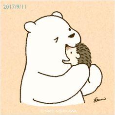 1275 ハグ I want to hug you.