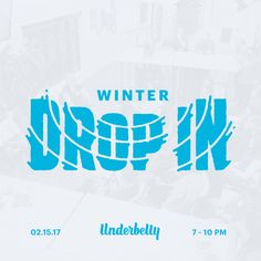 Underbelly's Winter Drop-In is a week where Underbelly invites friends across different design organizations to come to our space, jam on ideas, spend time on the slopes, and discuss design.Join us for our main event on Thursday night where we'll open the doors to the Salt Lake design community and have an intimate discussion with a panel of design leaders from companies like Google, Amazon, IBM, Facebook, and more. We'll be giving away rad prizes through a raffle, have really great ...