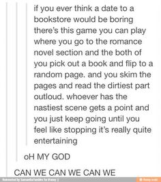 barnes and noble aw yiss - Witze Lustiger My Tumblr, Tumblr Funny, Cute Date Ideas, Funny Quotes, Funny Memes, Hilarious, Siri Funny, All Meme, Statements