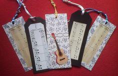 Marcapáginas musicales 5