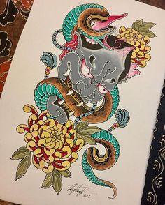 "854 Likes, 2 Comments - FudoMyoo_art (@fudomyoo_art) on Instagram: ""Made By @yoshiohonjo #fudomyooart #japaneseculture #japanesepainting #japaneseart…"""