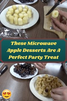 #Microwave #Apple #Desserts #Perfect #Party #Treat Microwave Apples, Winter Fashion Outfits, Summer Outfits, Apple Desserts, Christmas Fudge, Kids Christmas, Party Treats, Cardigan Outfits, Skirt Outfits