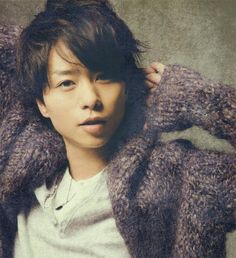 Sho Sakurai, Arashi, 櫻井翔, 嵐 from eyes-with-delight.tumblr.com